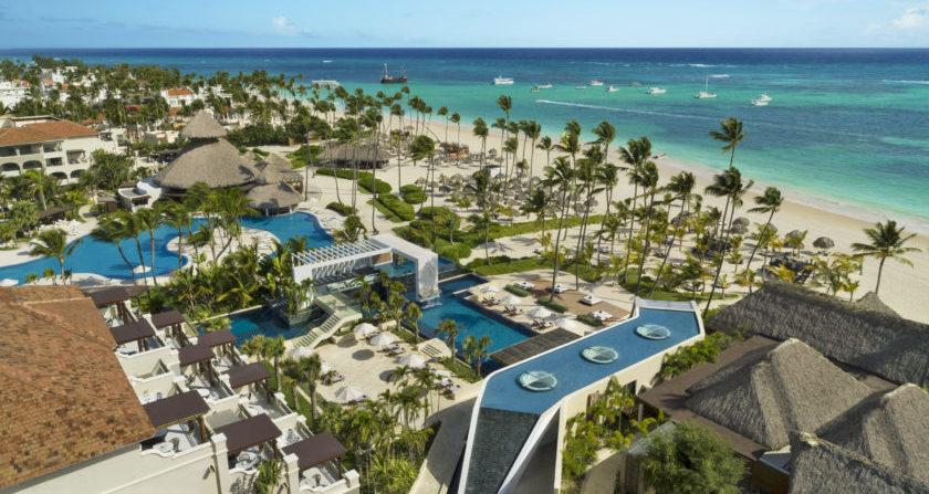 Secrets Royal Beach Punta Cana Überblick Anlage