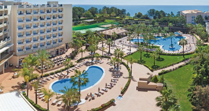 Schoenste Orte der Welt Hotel Rio Guarana Überblick Hotelgelände