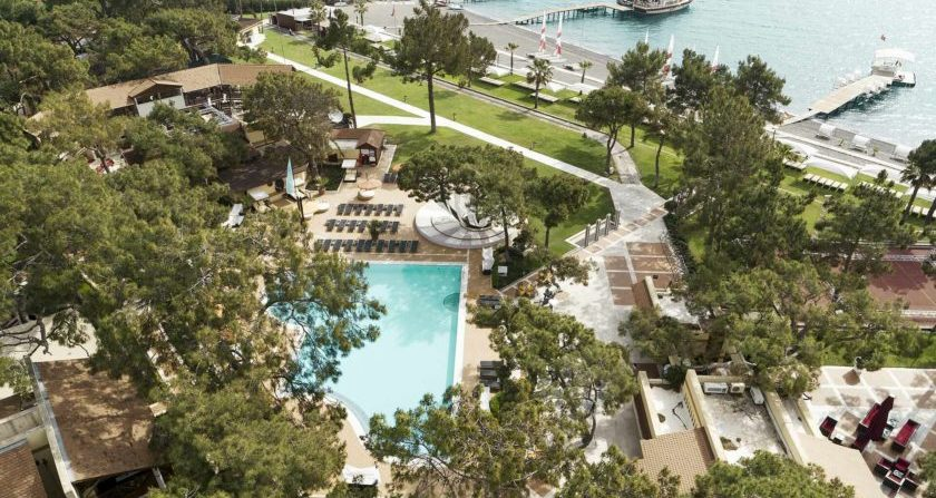 Schoenste Orte der Welt Robinson Club Camyuva Überblick Anlage