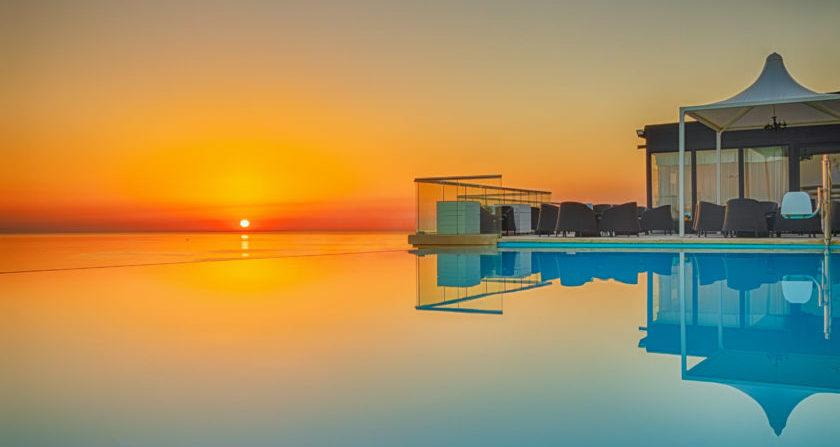 schönste Orte Der Welt Ax The Palace Malta Infinitypool