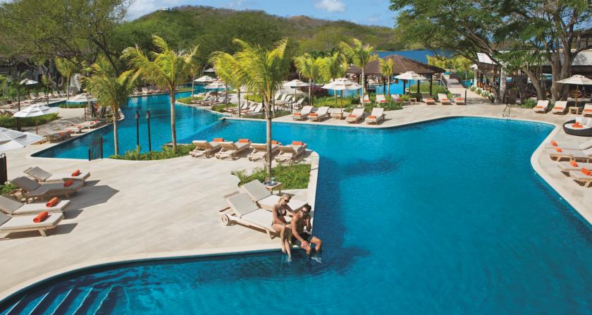 Schönste Orte der Welt Dreams Las Marias Costa Rica Pool des Hotels