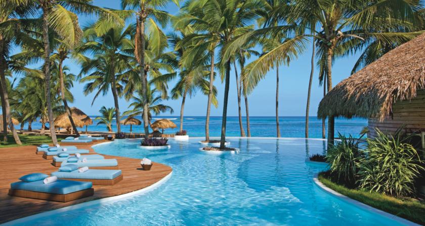 schoenste Orte der Welt Zoëtry Agua Punta Cana Infinity Pool